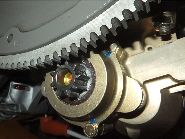 3 2 911 for Starter motor pinion gear